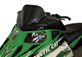 "Arctic Cat F-Series - Mid (12""), Black on black"