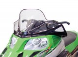 "Arctic Cat F-Series - Mid (14.75"") Tint with Black Graphics"