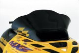 "Ski-Doo ZX, Low (13.25""), Black with yellow checks - 13225"