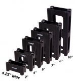 Pivot Riser Blocks - 45527 thru 45541