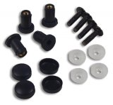 Windshield Well Nut Mounting Kit - 14593