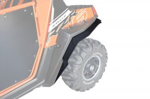 Polaris RZR Fender Flare Extensions - Rear ONLY - 62002