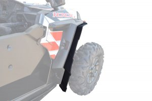 Polaris RZR XP Fender Flare Extensions - Front ONLY - 62003
