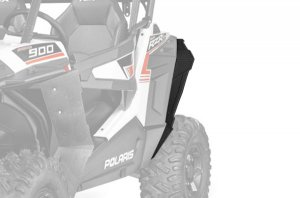 Polaris RZR XP Fender Flare Extensions - Rear ONLY - 62005