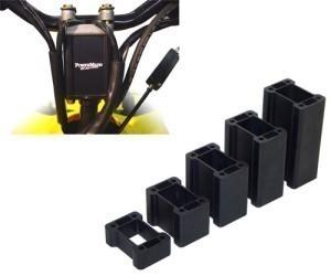 """Ski-Doo 4/"""" Ski Doo Straight Riser Block Non-Pivot Riser Block 4 inch"""